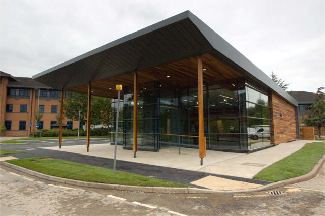 B.Melling - Bespoke new build - New Restaurant / Cafe on a business park<br/>close to Manchester Airport